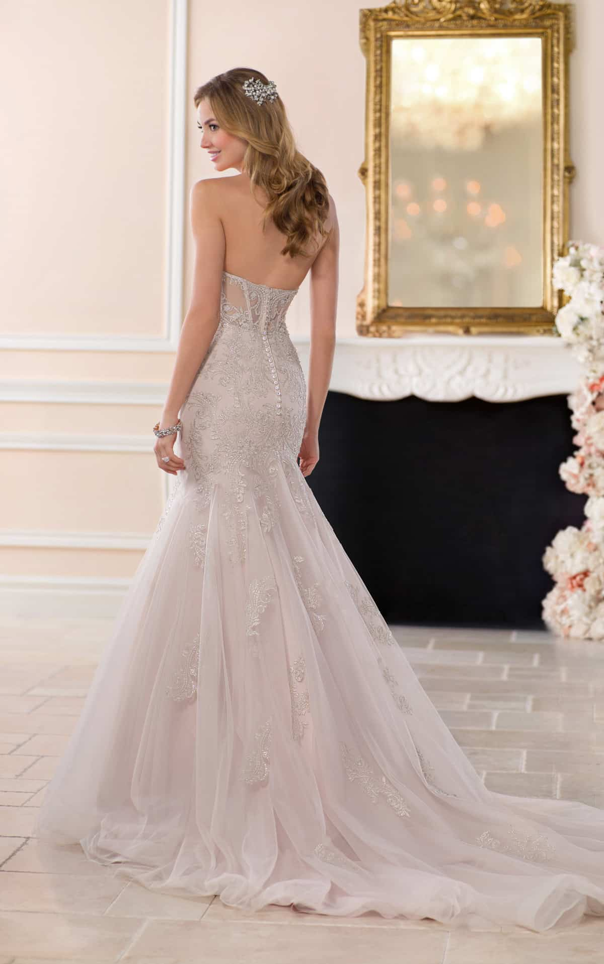 Stella York 6541 - Back