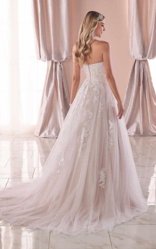 Stella York 6745 - Back