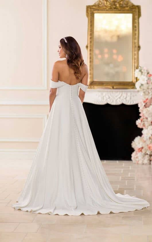 Stella York 6718 - Back