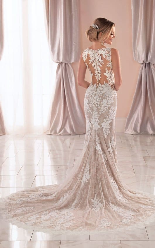Stella York 6933 - Back